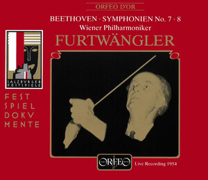 Beethoven: Symphonies No.7 and 8 (Live)