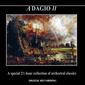 Adagio, Vol.2: Works by Beethoven, Rossini, Vivaldi, etc.