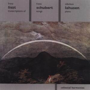 Liszt: Transcriptions of Schubert Songs