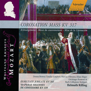 Mozart: Coronation Mass, K.317