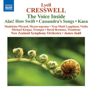 Lyell Cresswell: The Voice Inside