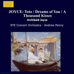 Joyce: Orchestral Works