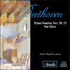 Beethoven: Piano Sonatas Nos.20, 24; Fur Elise; Septet in Eb