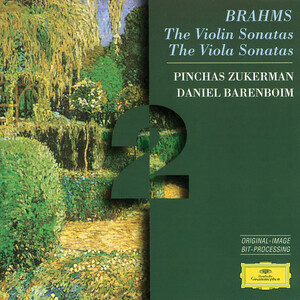 Brahms:The Violin and Viola Sonatas