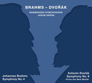 Brahms: Symphony No.4; Dvorák: Symphony No.9 'From the New World'
