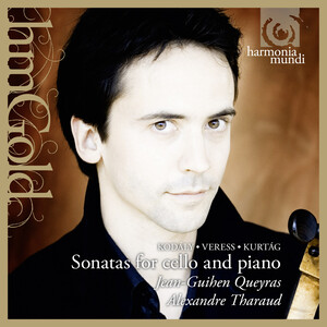 Kodály, Kurtág, Veress: Sonatas for Cello and Piano
