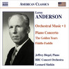 Leroy Anderson: Orchestral Music, Vol.1