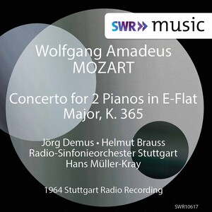 Mozart: Double Piano Concerto No.10 in E-Flat Major, K.365 (Recorded 1964)