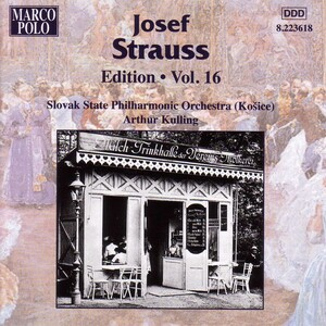 Josef Strauss: Edition Vol.16