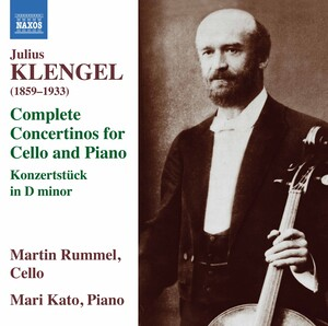 Klengel: Complete Concertinos for Cello and Piano