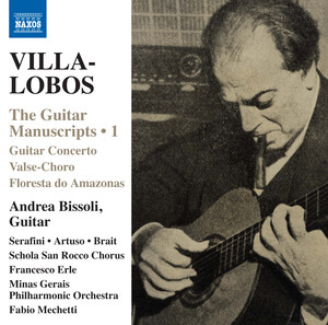 Villa-Lobos: The Guitar Manuscripts, Vol.1