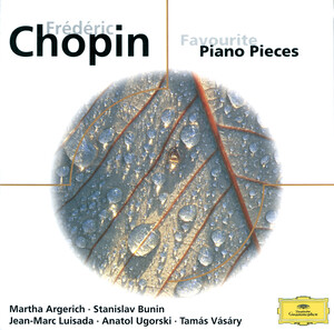 Chopin: Favourite Piano Pieces