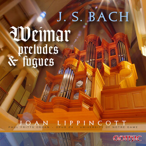 Bach: Weimar Preludes and Fugues