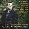 Mendelssohn: Symphony No.3 in A Minor 'Scottish' and The Hebrides; Jörg Widmann: 180 Beats per Minute and Fantasie