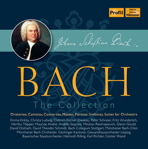 Johann Sebastian Bach: The Collection