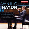 Haydn: Symphonies No.92, 75 and 44 (Transcr. C.D. Stegmann for Piano)