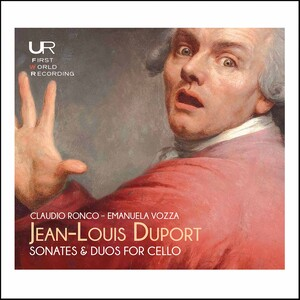 Duport: Sonates and Duo for Cello