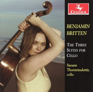 Britten: The 3 Suites for Cello