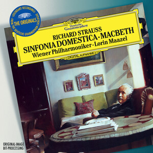 Strauss, R.: Sinfonia Domestica; Macbeth