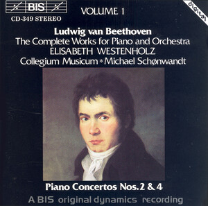 Beethoven: Piano Concertos 2 and 4
