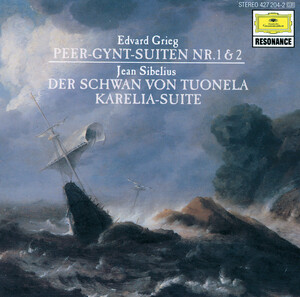 Grieg: Peer Gynt Suite No.1 and 2; Sibelius: Karelia Suite, Lemminkäinen Suite