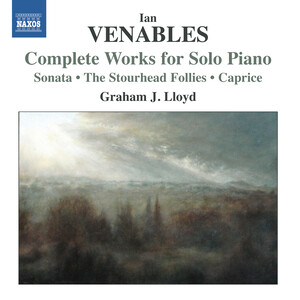 Venables: Complete Works for Solo Piano