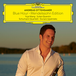 Mendelssohn: Lieder ohne Worte, Op. 30: No. 4 Agitato e con fuoco (Arr. Ottensamer for Clarinet and Strings)