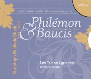 Christoph Willibald Gluck: Philémon and Baucis