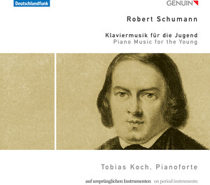 Schumann: Piano Music for the Young