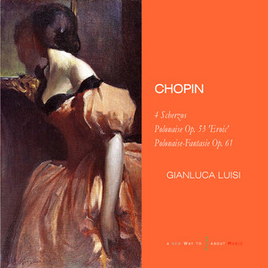 Chopin: Scherzos No.1-4 and Polonaise, Op.53 and 61