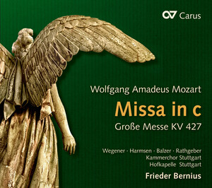 Mozart: Mass in C Minor, K.427 'Great Mass'