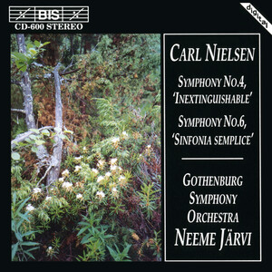 Nielsen: Symphonies No.4 and 6
