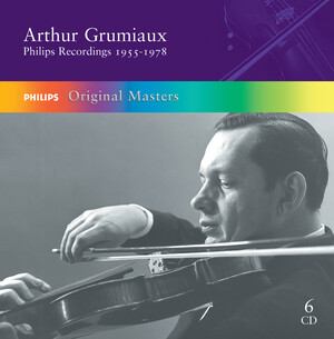 Arthur Grumiaux: Philips Recordings, 1955-1978