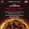 David Gompper: Double Concerto 'Dialogue', Clarinet Concerto and Sunburst
