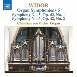 Widor: Organ Symphonies, Vol.5