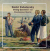 Kabalevsky: String Quartets No.1 and 2