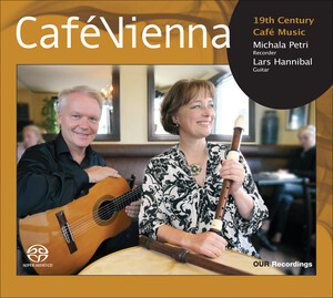 Café Vienna: Chamber Works by Giuliani, Küffner, Beethoven, etc.