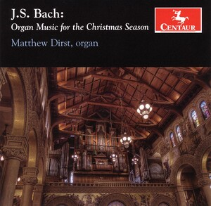 Bach: Organ Music for the Christmas Season