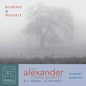 Brahms and Mozart: Clarinet Quintets