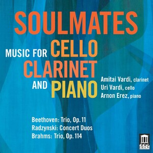 Soulmates: Music for Cello, Clarinet and Piano