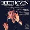 Beethoven: Symphonies Nos.1 and 8; Prometheus Overture
