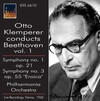 Otto Klemperer conducts Beethoven, Vol.1