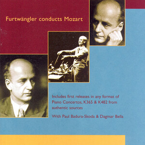 Furtwängler Conducts Mozart