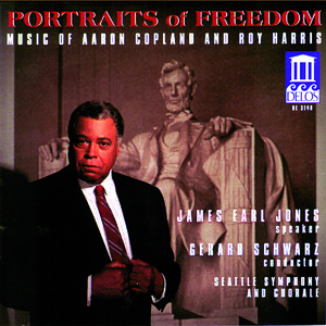 Portraits of Freedom: Works by Copland and Harris