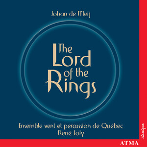 Johan de Meij: The Lord of the Rings (Symphonie No.1)