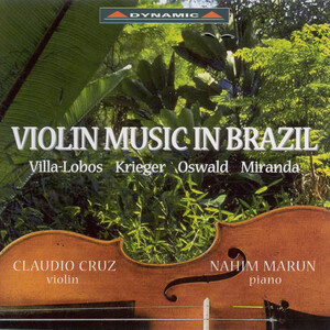 Violin Music in Brazil