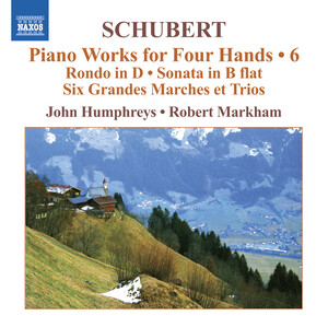 Schubert: Piano Works for Four Hands, Vol.6