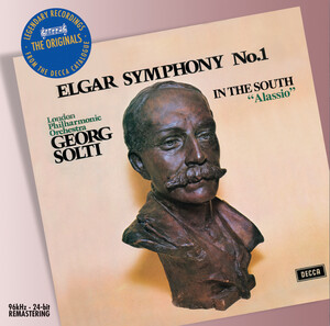 Elgar: Symphony No.1; In the South 'Alassio'