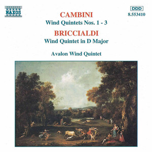 Cambini: Wind Quintets Nos.1-3