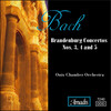 Bach: Brandenburg Concertos Nos.3, 4 and 5